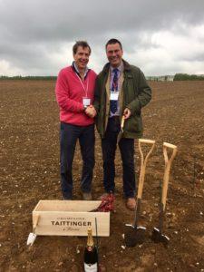 BTF Partnership - Tattinger Vineyard Expansion